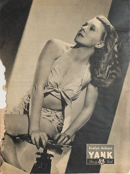 File:Evelyn Ankers pin-up from Yank, The Army Weekly, July 1945.jpg