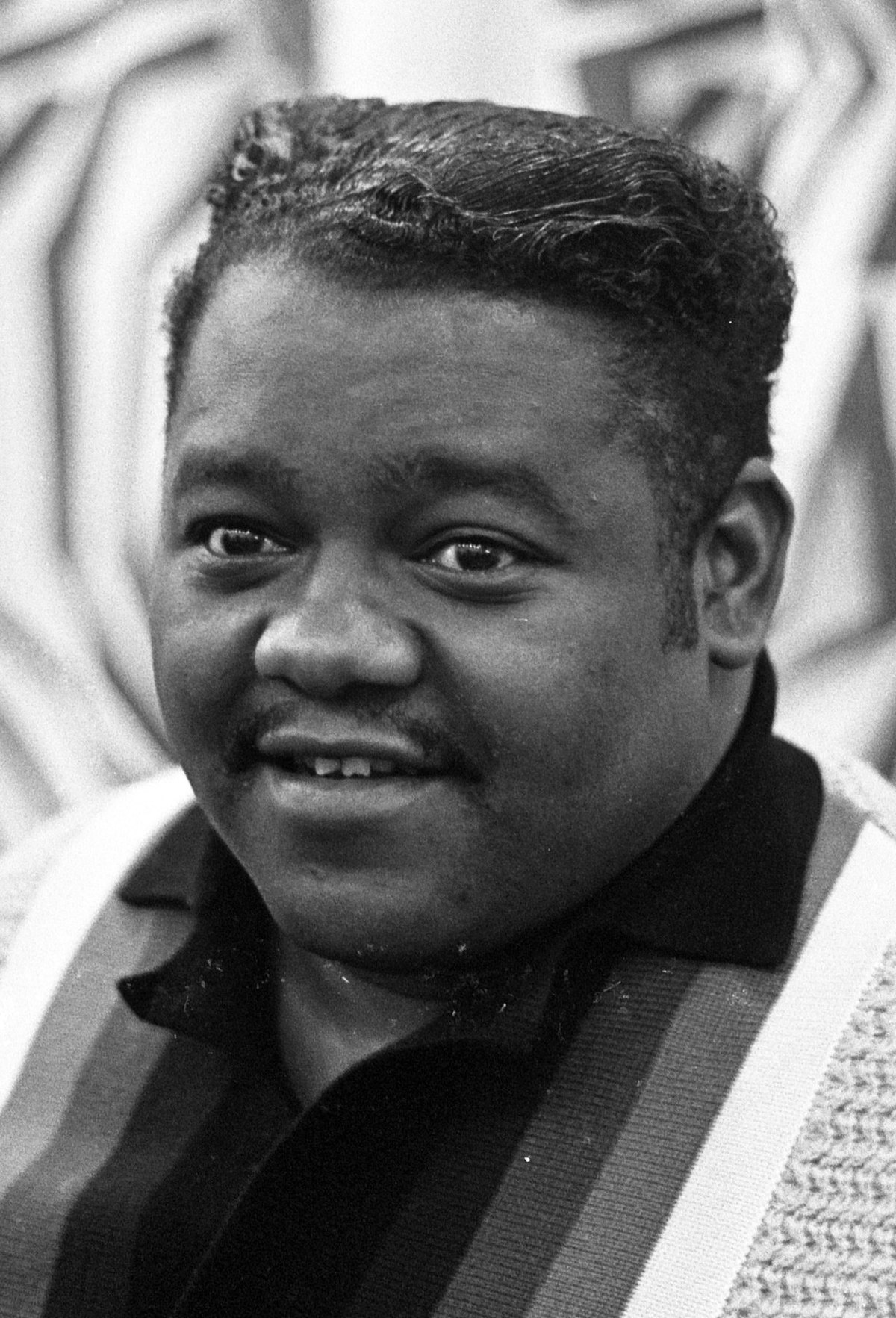hight resolution of Fats Domino - Wikipedia