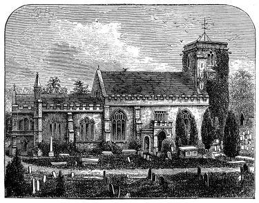 Henbury Church