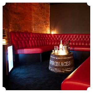 English: Jack Daniels Lounge