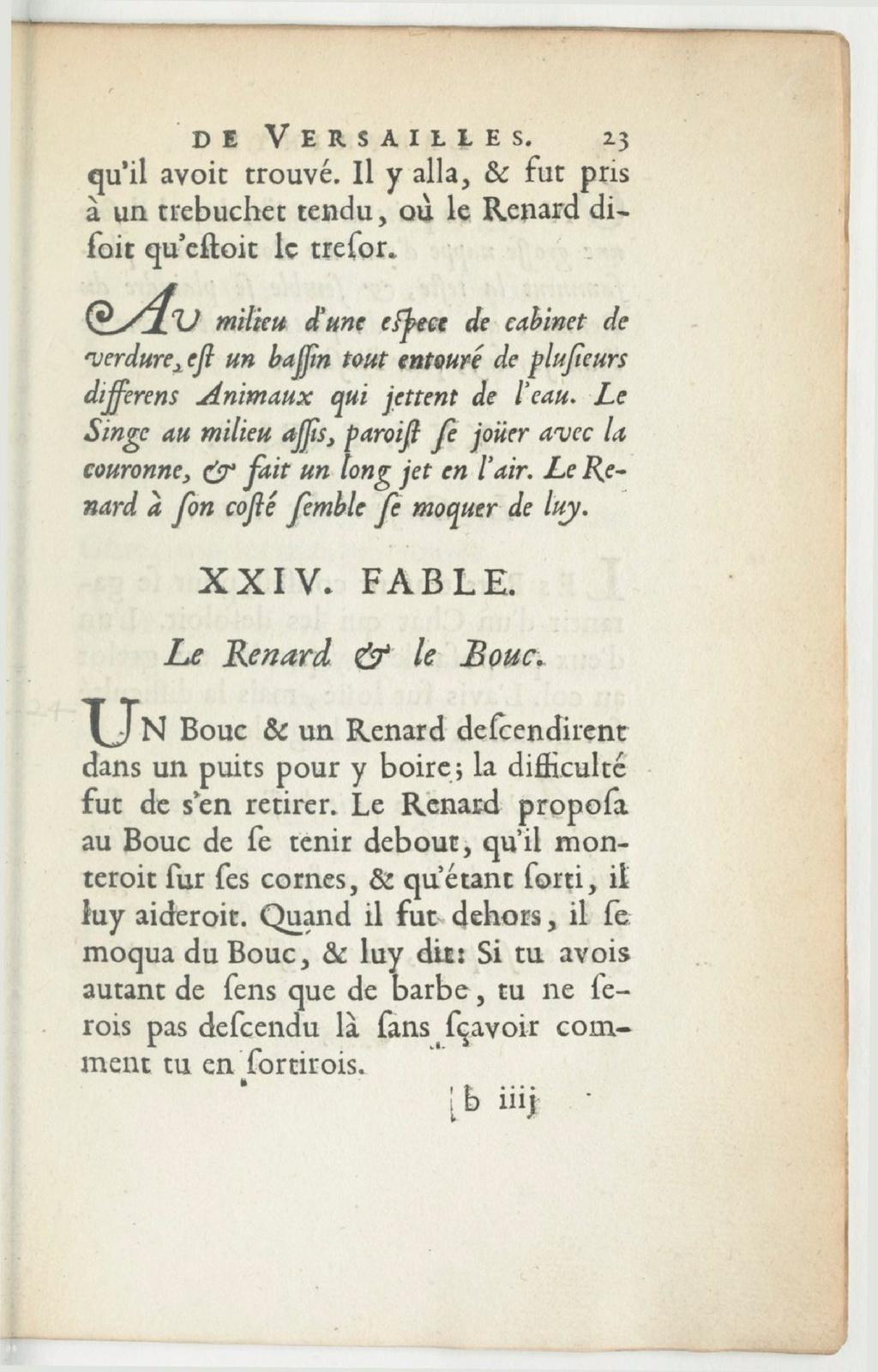 Le Renard Et Le Bouc Pdf : renard, Page:Perrault,, Benserade, Labyrinthe, Versailles.pdf/31, Wikisource