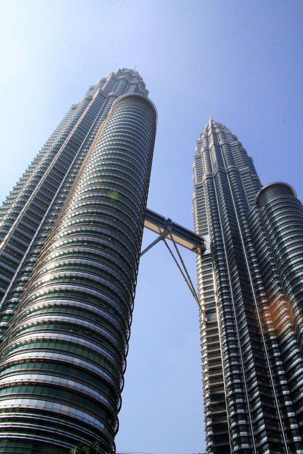 Tallest Buildings Petronas Twin Towers