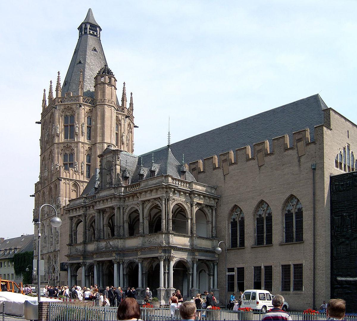 Rathaus Kln  Wikipedia