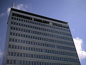 Sydsvenskanhuset, 2002