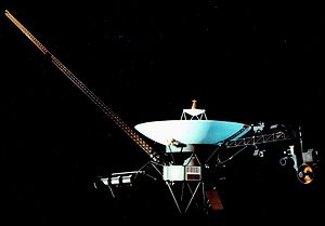 unmanned scientific probes Voyager