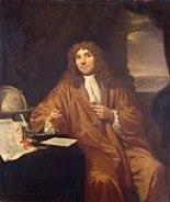 Anthonie van Leeuwenhoek (1632-1723). Natuurkundige te Delft Rijksmuseum SK-A-957