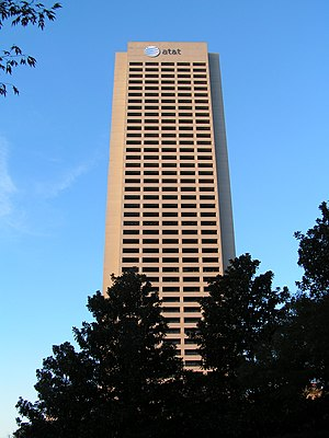 Photo of the AT&T Midtown Center in Midtown At...