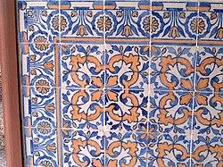 Azulejo  Wikipdia a enciclopdia livre