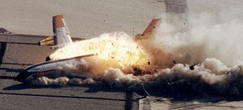 The Controlled Impact Demonstration was an exp...
