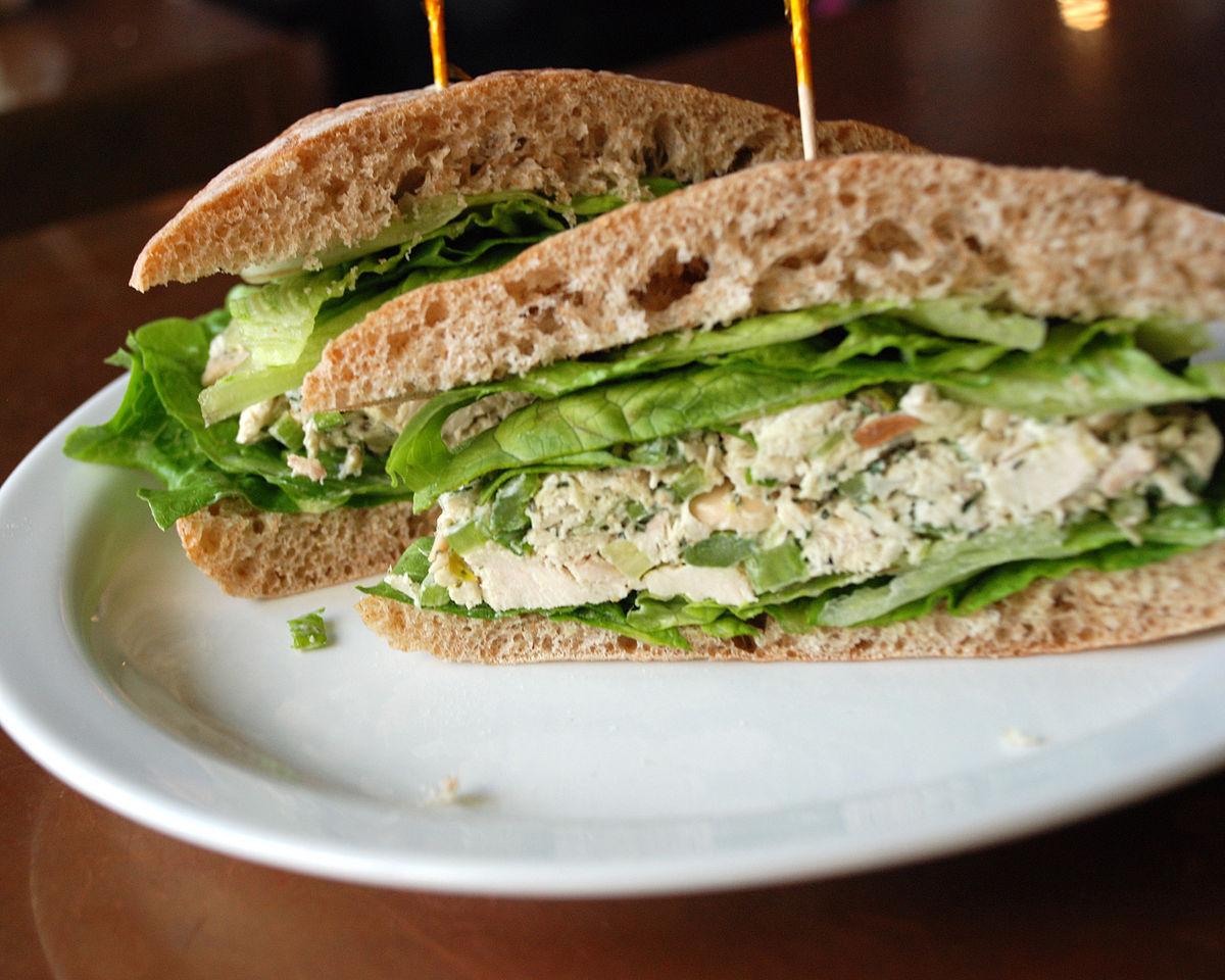 chicken sandwich wikipedia