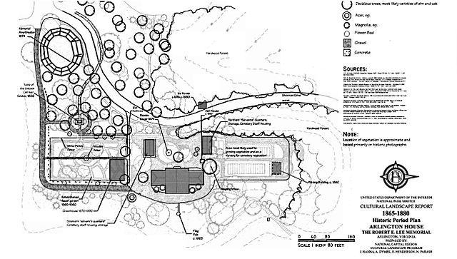 File:Cultural history map of the grounds of Arlington