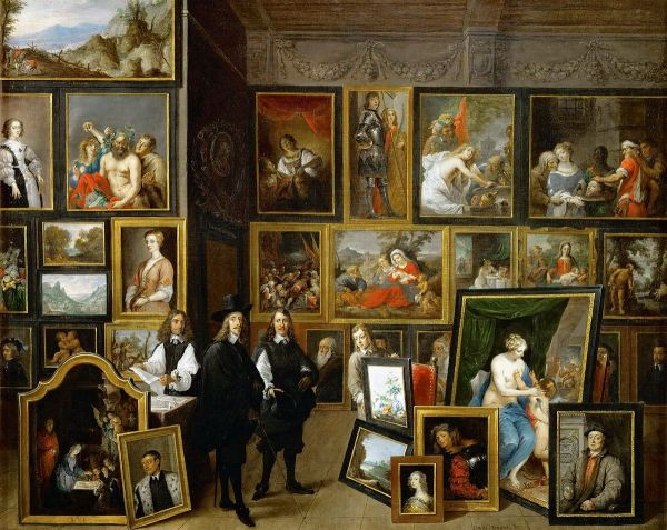 Family Rothschild Art Collection