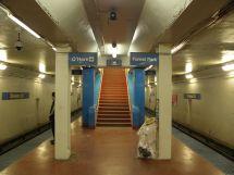 Blue Line CTA Division Station