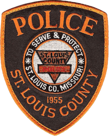 English: Image of the St. Louis County Police ...