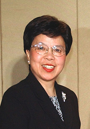English: Margaret Chan, director-general of th...