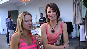 Marylynn Rajskub at the GBK MTV Movie Awards 2...