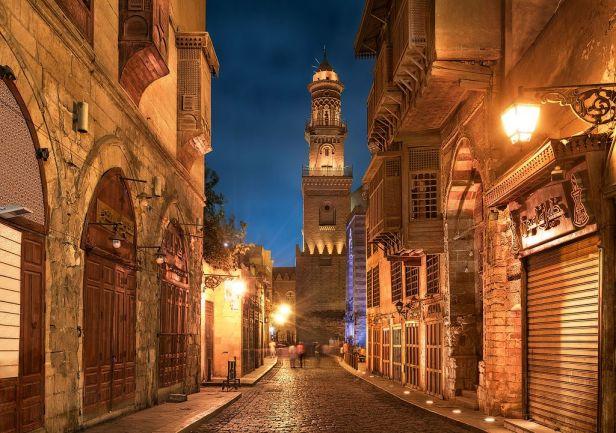 Muizz Street - Egypt