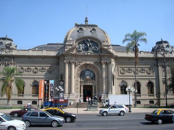Museo Nacional De Bellas Artes Chile - Wikipedia La