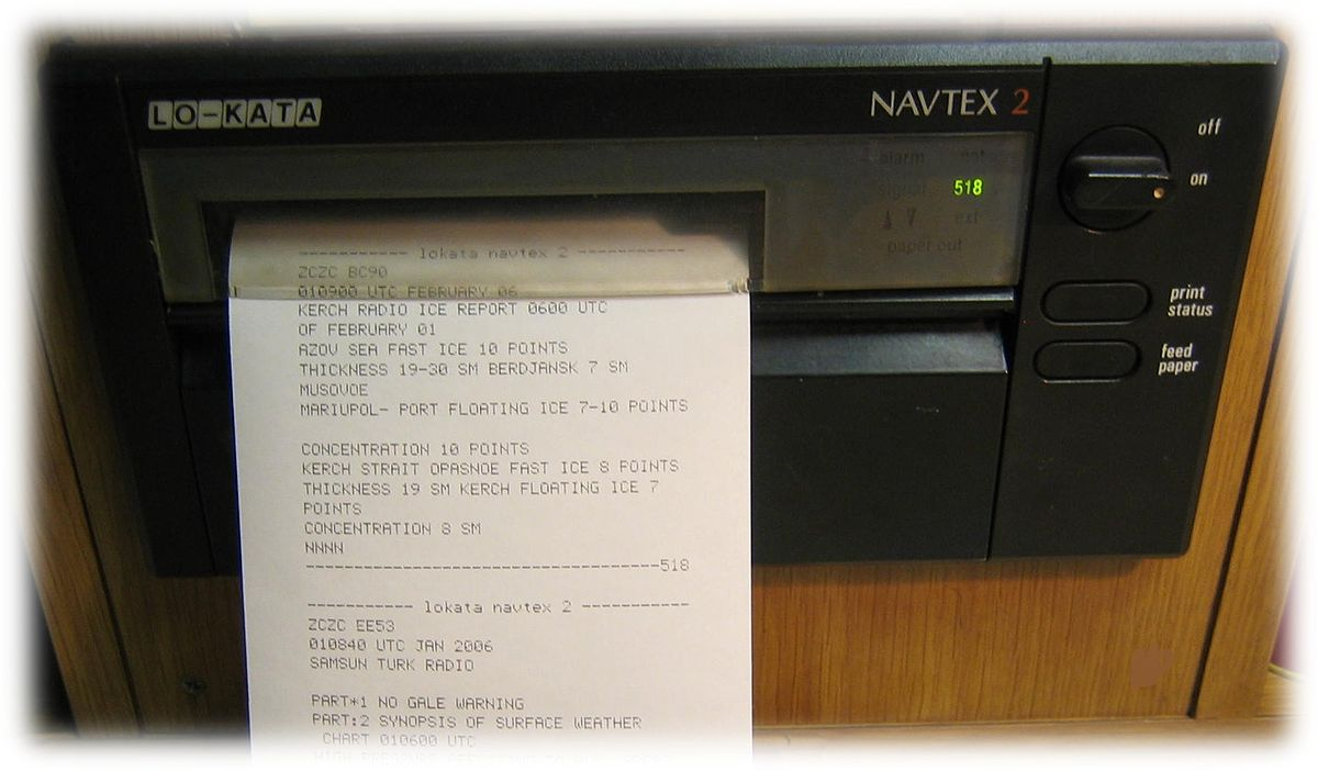 Navtex  Wikipedia