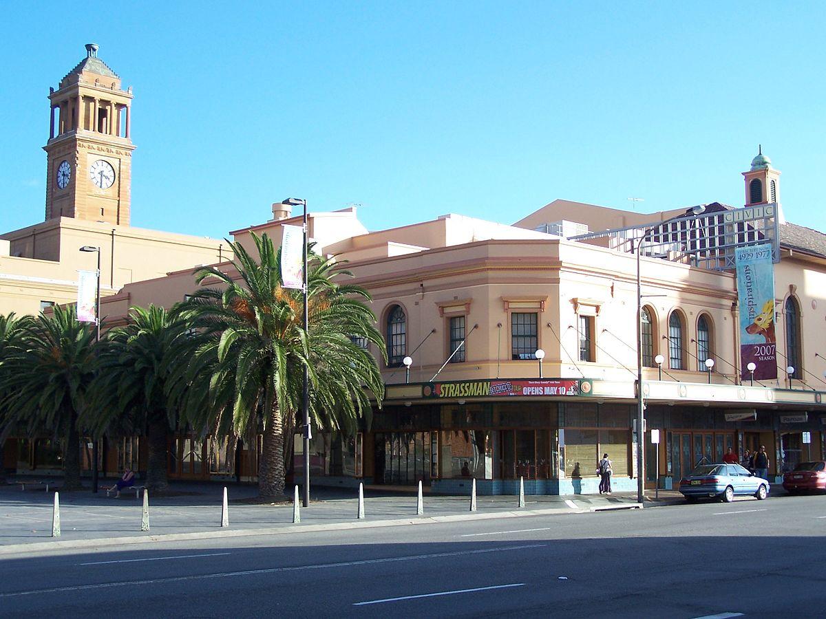 Newcastle Civic Theatre Wikipedia