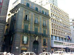 Palazzo Giordano Napoli  Wikipedia