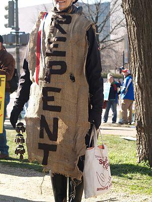 Repent (National Mall: Washington, DC, USA)