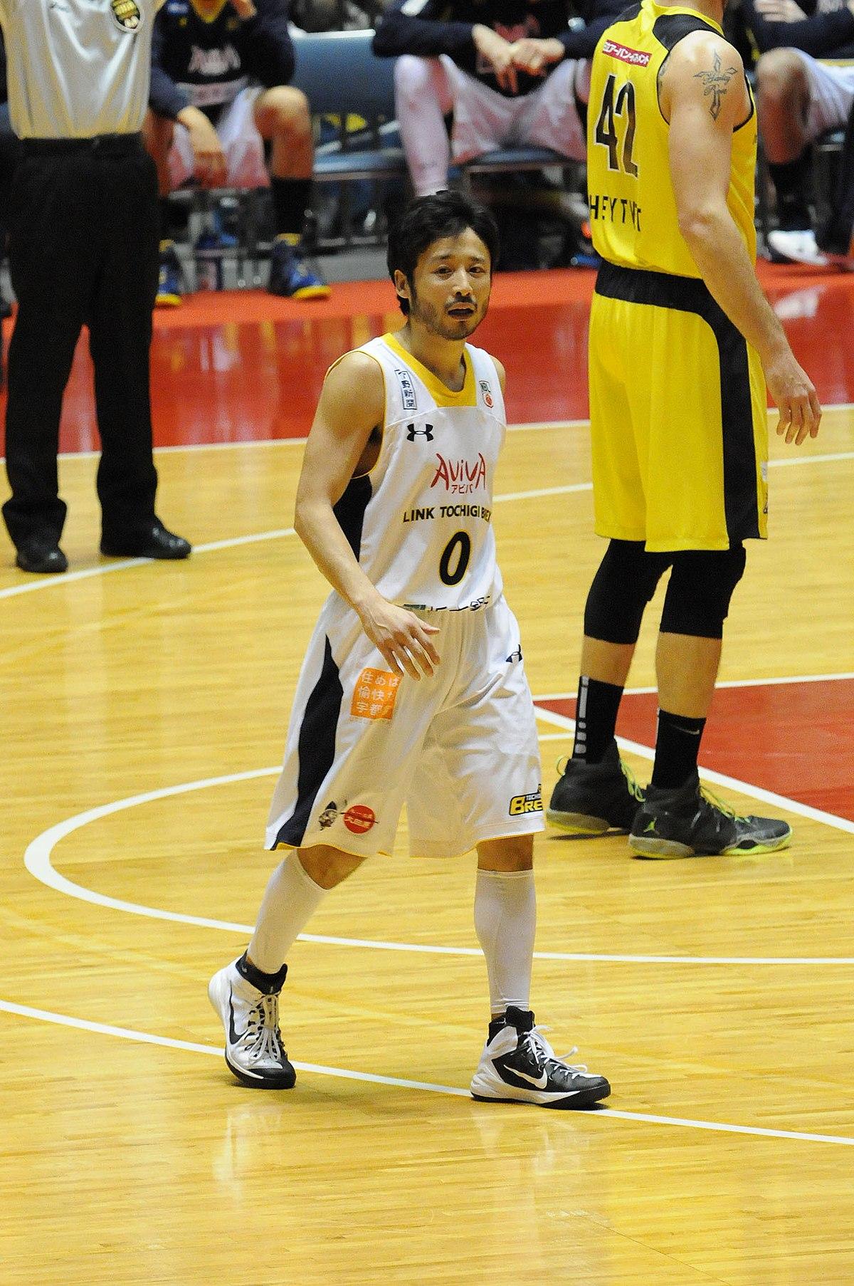 田臥勇太 - Wikipedia