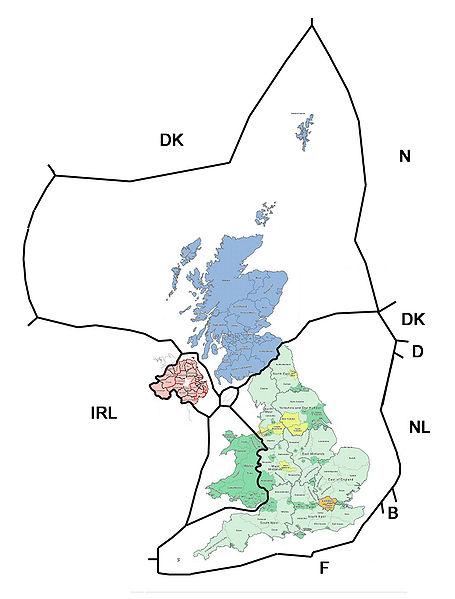 The UK's Exclusive Economic Zone