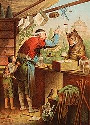 Le Loup Et Les Chevreaux : chevreaux, Chevreaux, Wikipédia