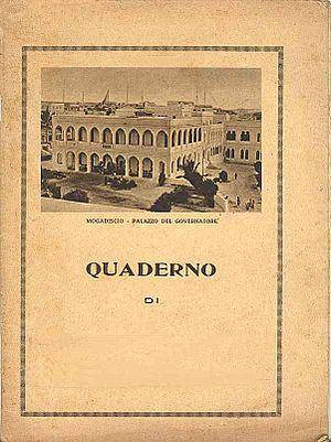 1931-quaderno-Mogadiscio-palazzo-del-governatore