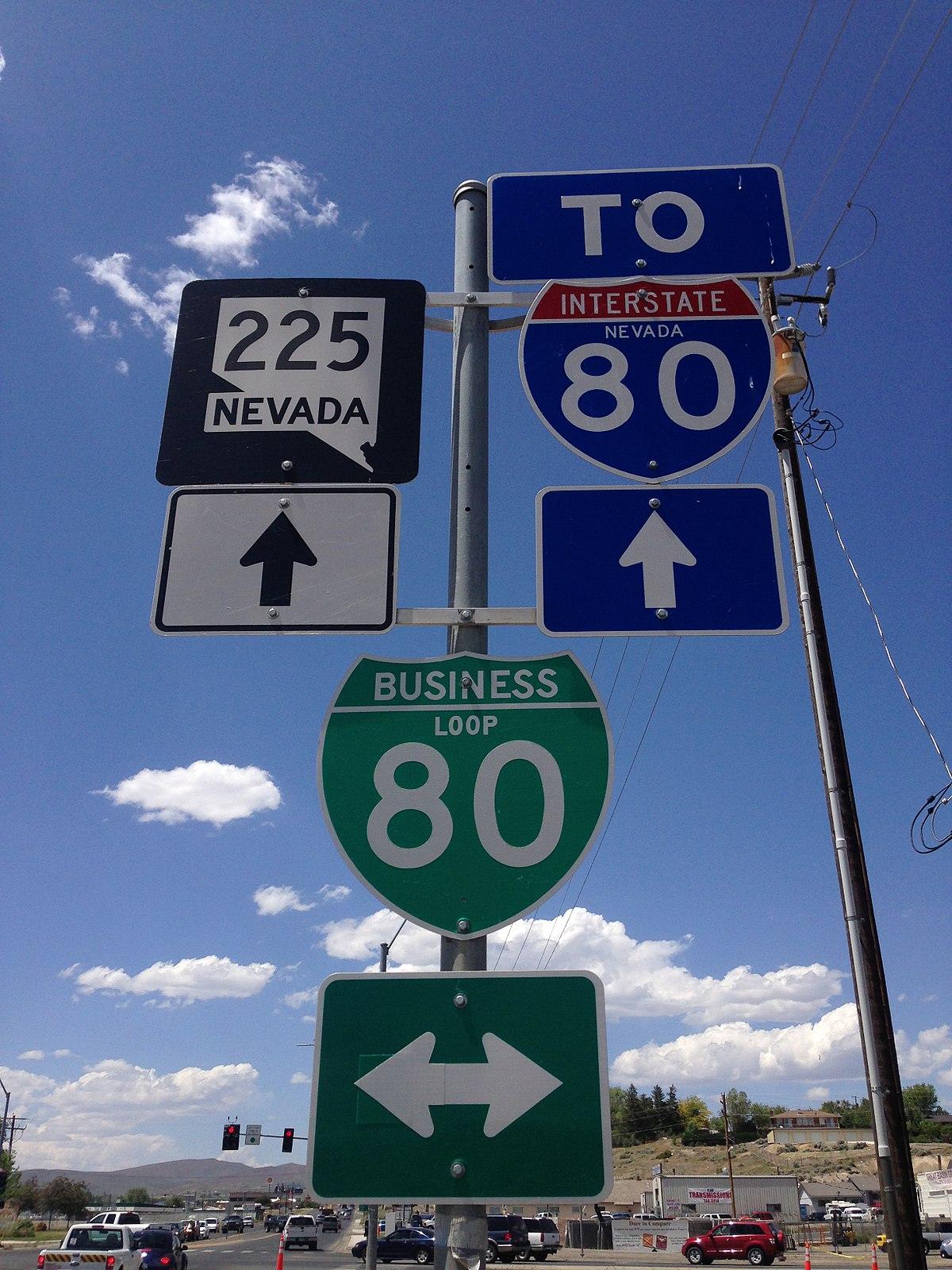Segnaletica stradale negli Stati Uniti dAmerica  Wikipedia