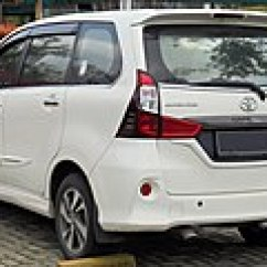 Grand New Avanza Veloz 1.5 Velg Toyota Wikipedia 2016 1 5 F654rm First Facelift Indonesia
