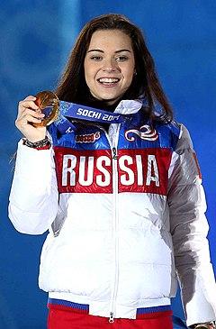 Adelina Sotnikova Wikipedia