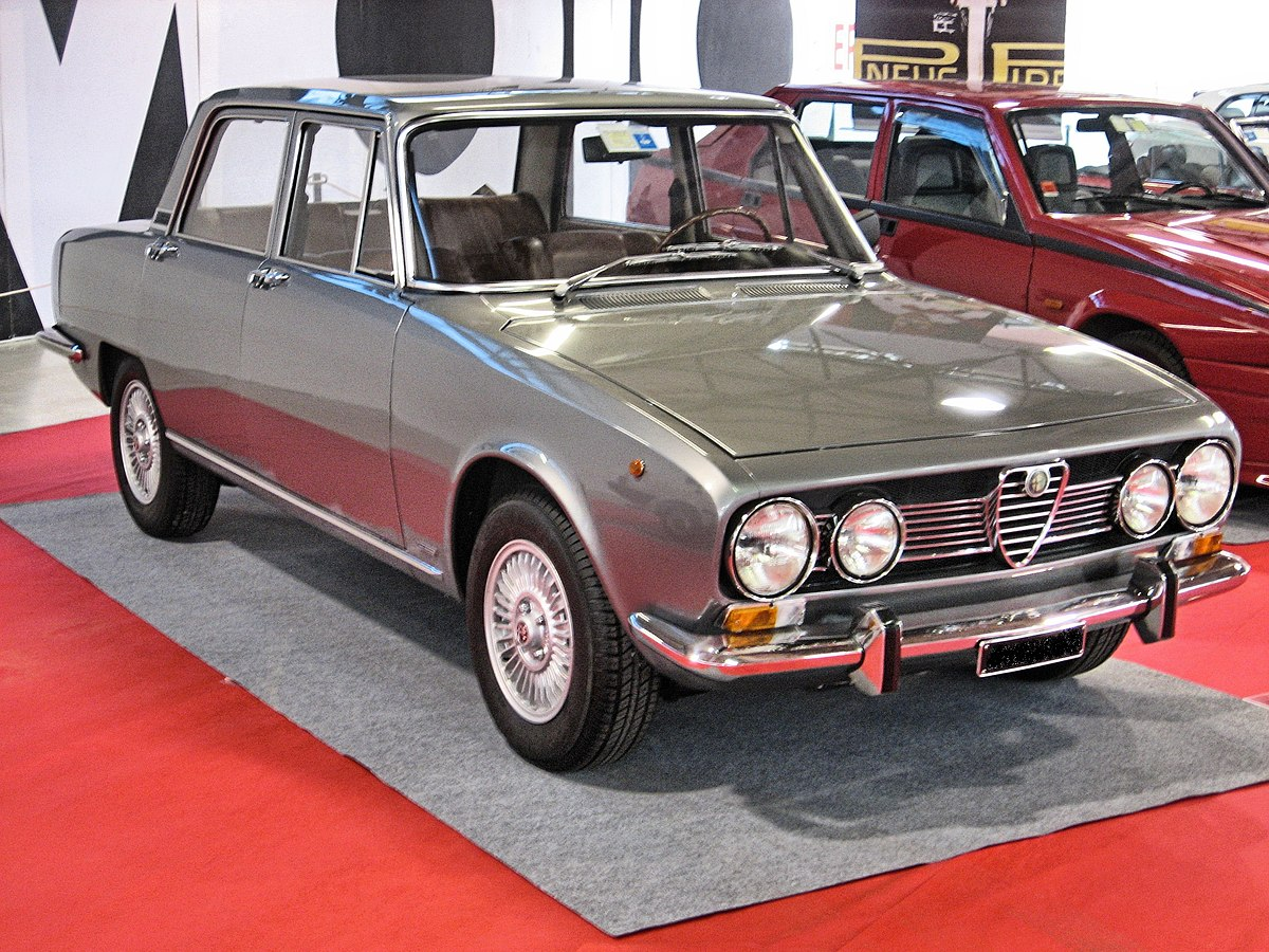 Alfa Romeo 1750 Berlina  Wikipedia