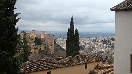 Granada musulmana  Wikipedia la enciclopedia libre