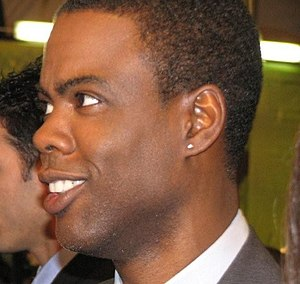 English: Chris rock at the Madagascar 2 premie...