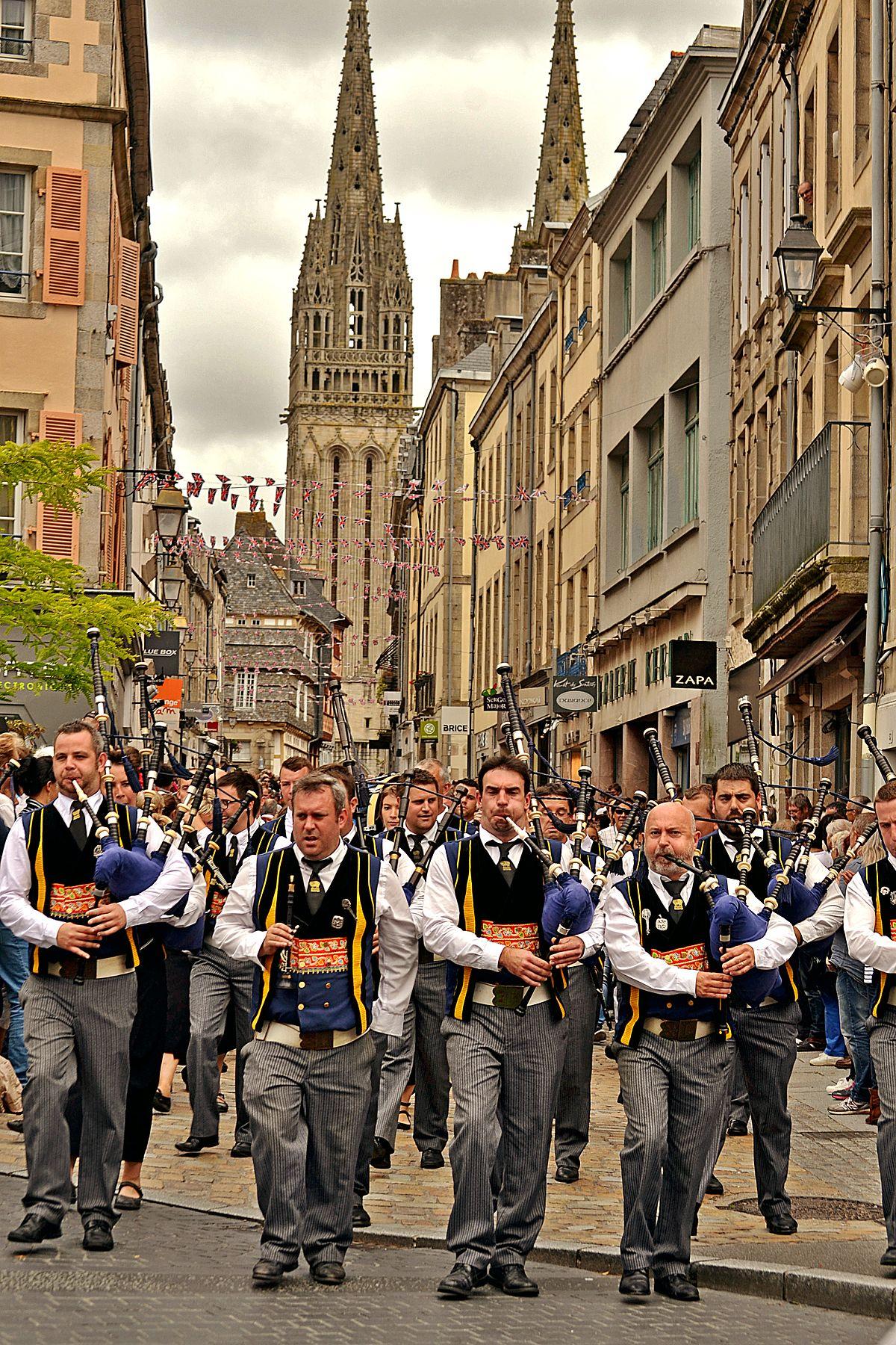 Festival de Cornouaille  Wikipedia