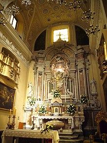 Chiesa di Santa Maria in Portico  Wikipedia