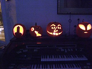 Pumpkin Carving Organ