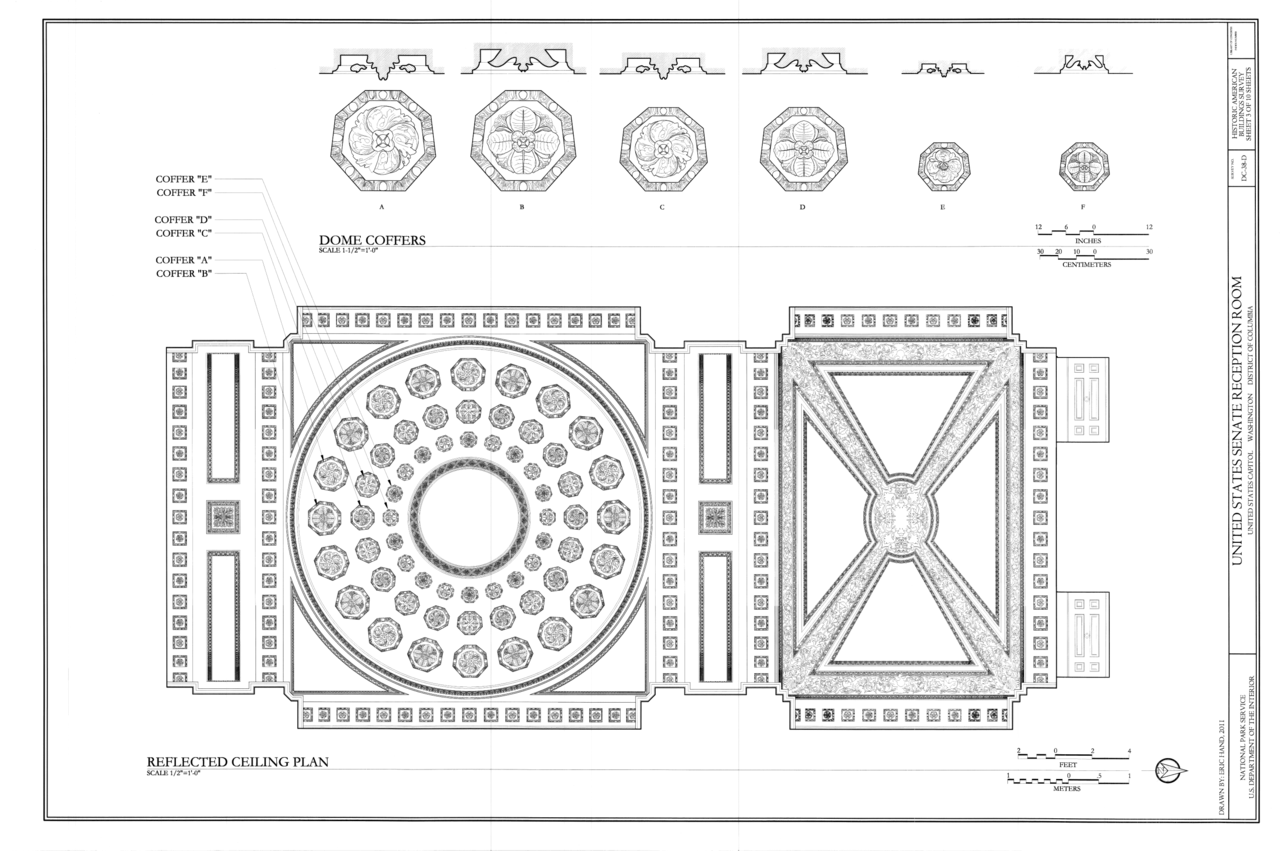 FileReflected Ceiling Plan and Dome Coffers  US