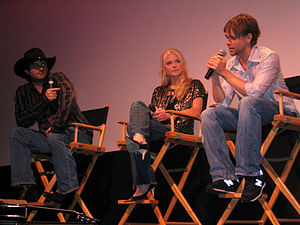 Robert Rodriguez, Jaime King, & Nick Stahl at ...