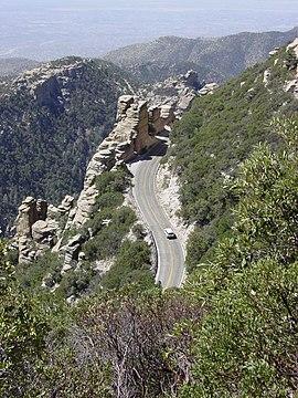 Mount Lemmon  Wikipedia
