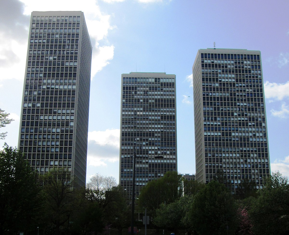 Society Hill Towers  Wikipedia
