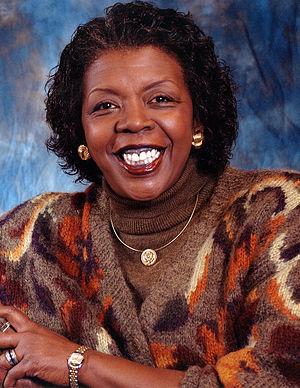 English: Rep. Stephanie Tubbs Jones official h...