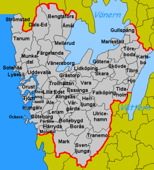 Västra Götaland County