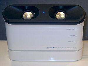 English: 2008 Computex: ASUS SP-BT23 Bluetooth...