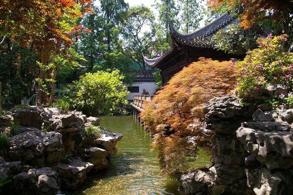 chinese garden - wikipedia