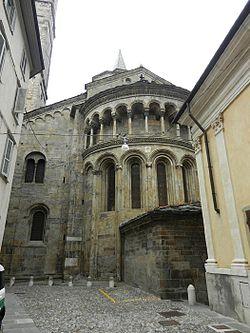 Basilica di Santa Maria Maggiore Bergamo  Wikipedia