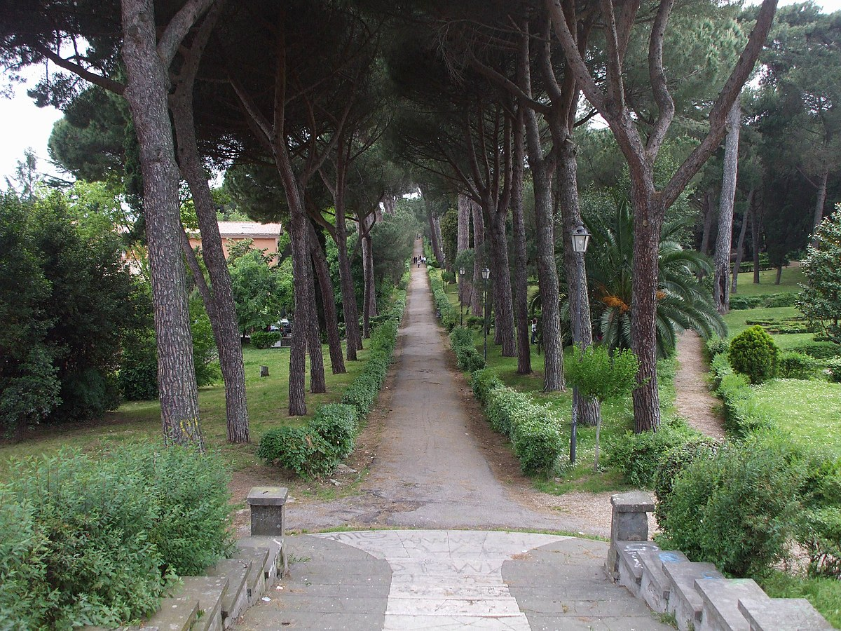 Villa Doria Albano Laziale  Wikipedia