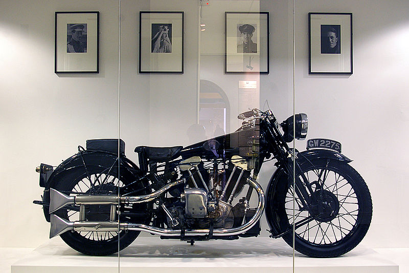 File:Brough Superior of T.E. Lawrence.jpg